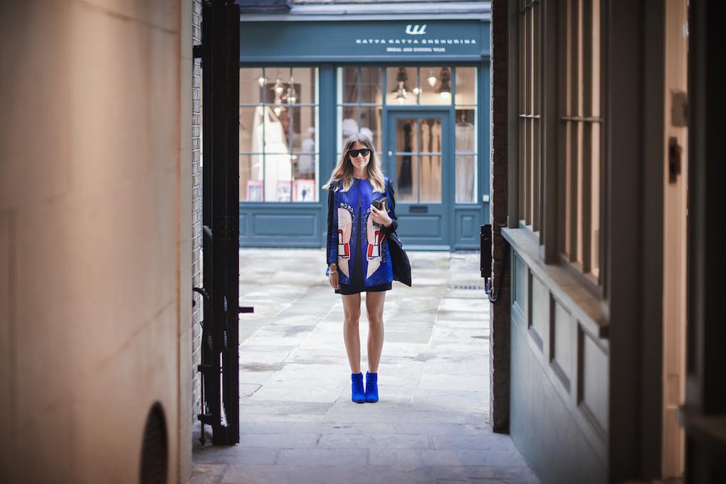 London Fashion Week Julia Lundin Fashion Blogger