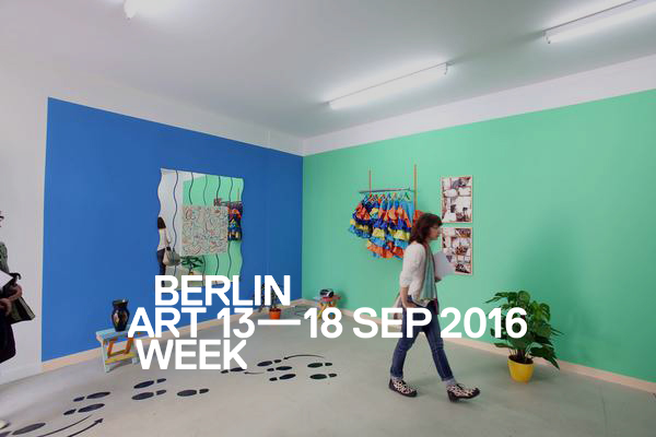 Pressetour 14.09.15 KW Institute for Contemporary Art Berlin Art Week 2015 Foto- Amin Akhtar