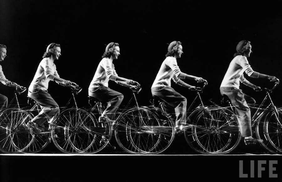 The art of repetition: Gjon Mili