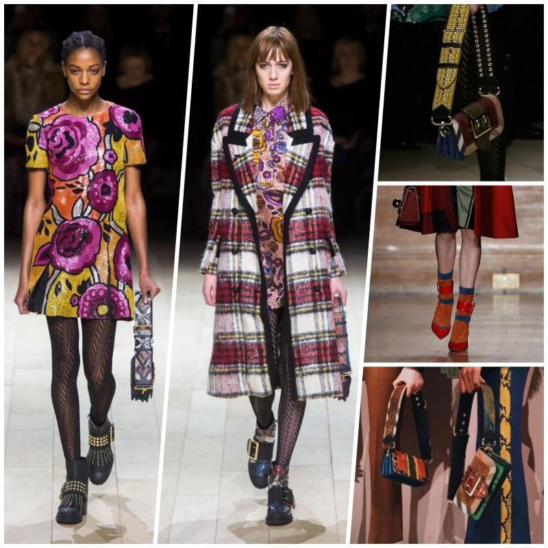 burberry - London Fashion Week AW16