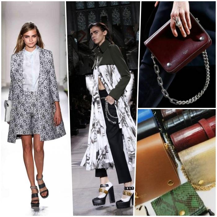 mulberry London Fashion Week AW16