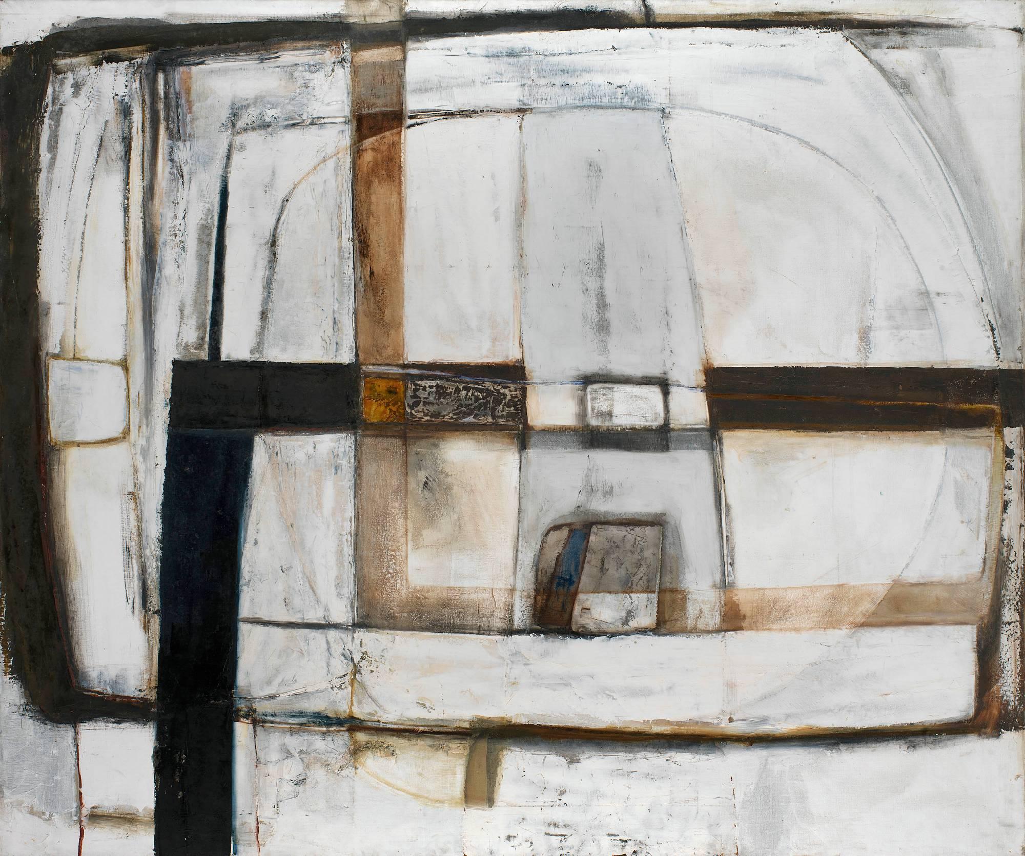 Paul Feiler Grey Receding (1962), Paul Feiler, in PAUL FEILER. The Redfern Gallery