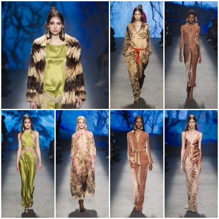 Alberta Ferretti Milan Fashion Week AW16