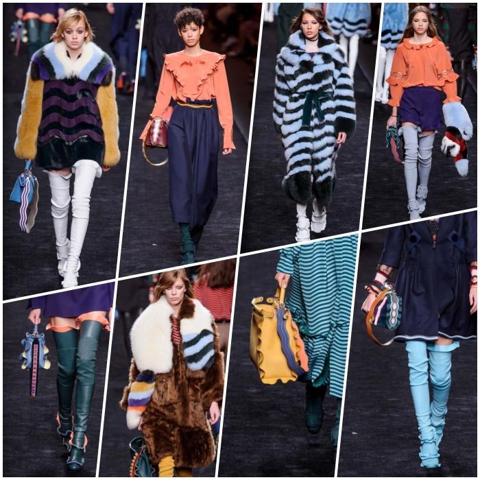 Fendi Milan Fashion Week AW16