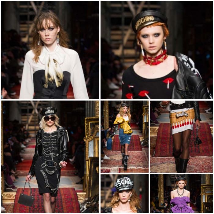Moschino Milan Fashion Week AW16