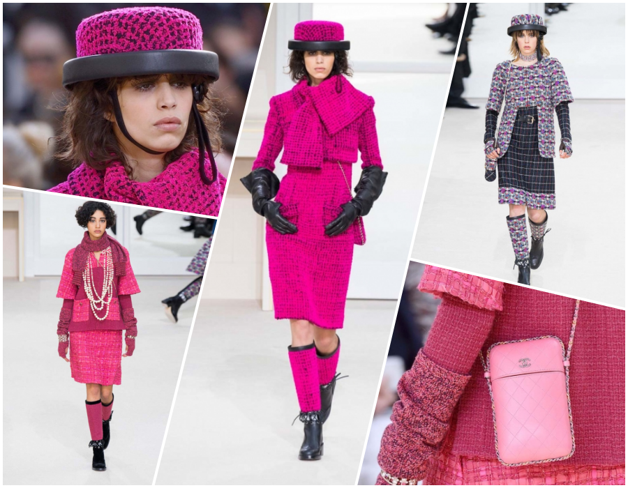 Chanel Paris Fashion Week AW16