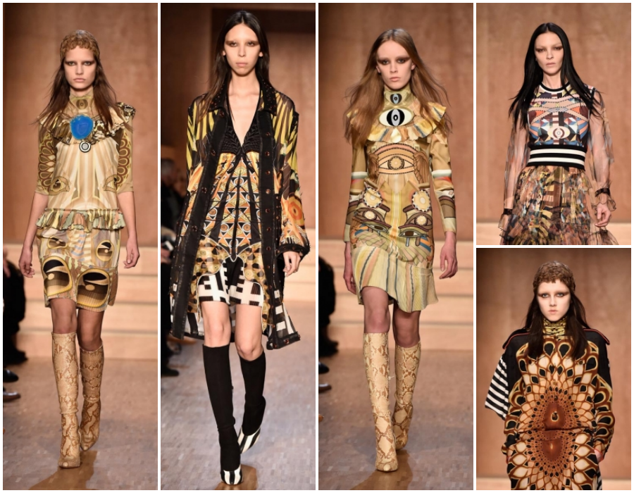 Givenchy Paris Fashion Week AW16