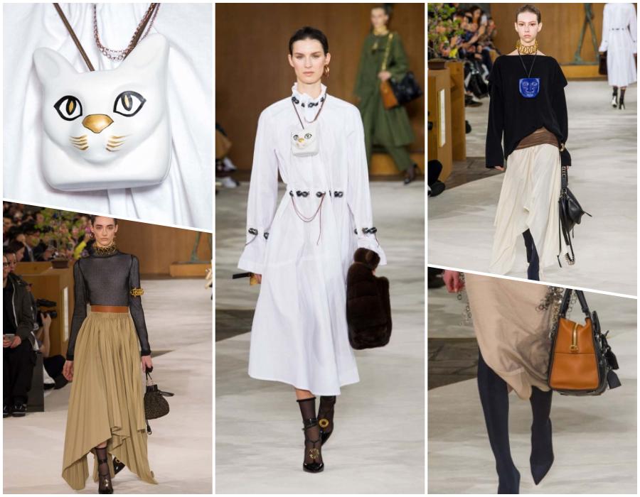Loewe Paris Fashion Week AW16