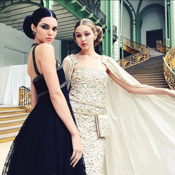 instagram chanel haute couture show ss16