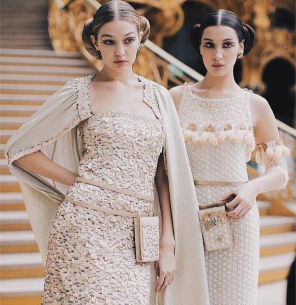 yolandah foster chanel instagram haute couture show ss16