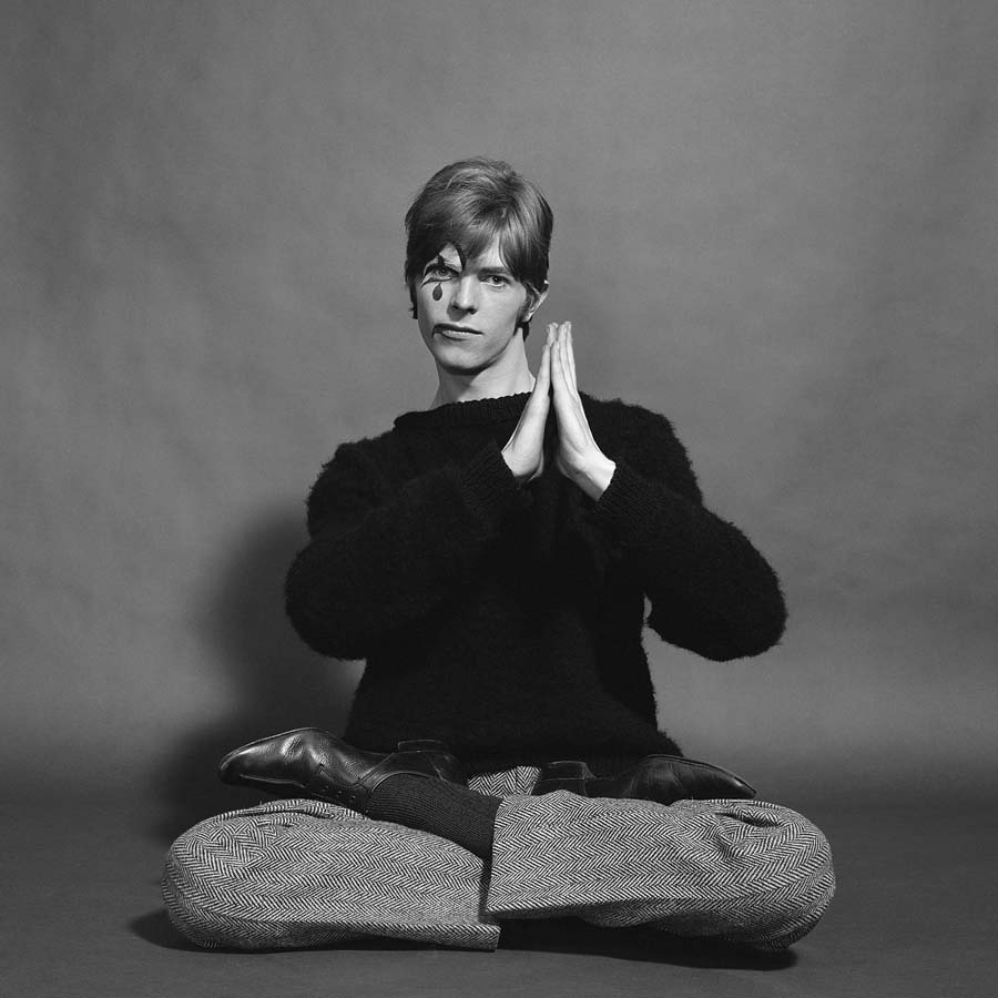 David Bowie by Gerald Fearn Snap Galleries
