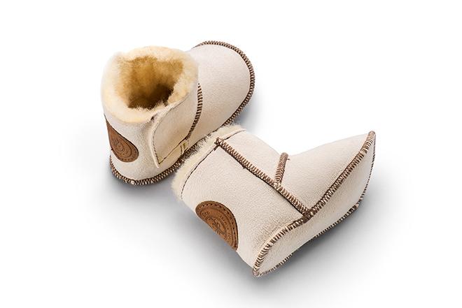 Dear Eco Sheepskin boots