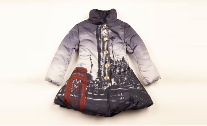 adee london coat