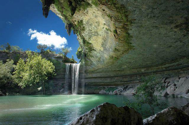 Hamilton Pool Preserve Austin Texas